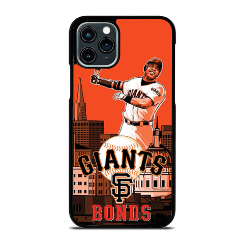 BARRY BONDS GIANTS iPhone 11 Pro Case Cover