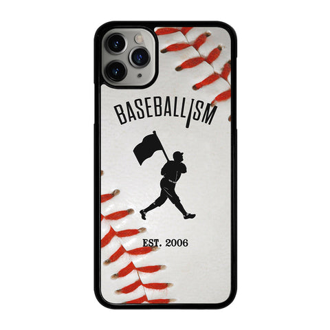 BASEBALL FANS iPhone 11 Pro Max Case Cover