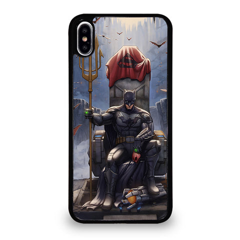BATMAN KING iPhone XS Max Case Cover