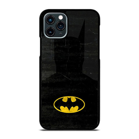 BATMAN SUPERHERO LOGO iPhone 11 Pro Case Cover