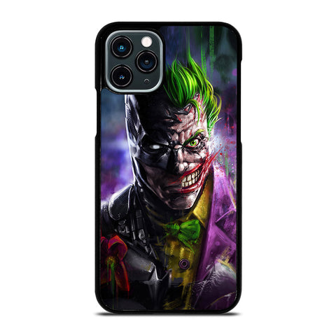 BATMAN VS JOKER iPhone 11 Pro Case Cover