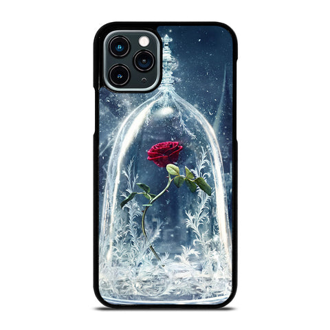 BEAUTY AND THE BEAST ROSE iPhone 11 Pro Case Cover