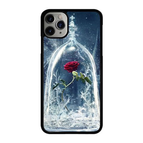 BEAUTY AND THE BEAST ROSE iPhone 11 Pro Max Case Cover