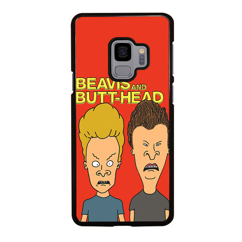 BEAVIS AND BUTT-HEAD Samsung Galaxy S9 Case Cover