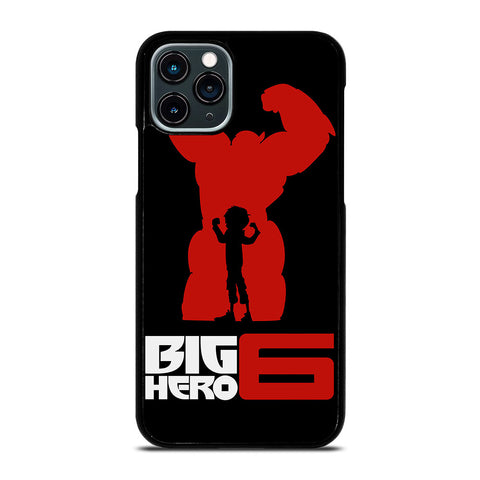 BIG HERO 6 iPhone 11 Pro Case Cover