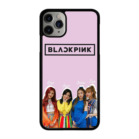 BLACKPINK 5 iPhone 11 Pro Max Case Cover
