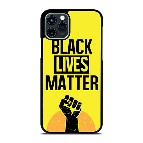 BLACK LIVES MATTER iPhone 11 Pro Case Cover