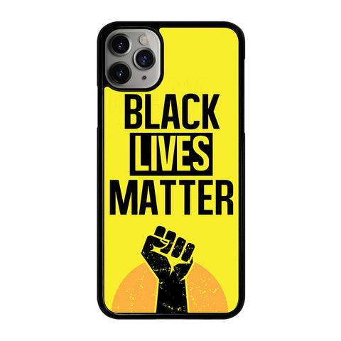 BLACK LIVES MATTER iPhone 11 Pro Max Case Cover