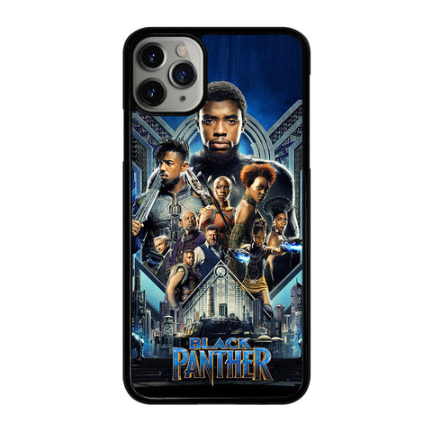 BLACK PANTHER 1 iPhone 11 Pro Max Case Cover
