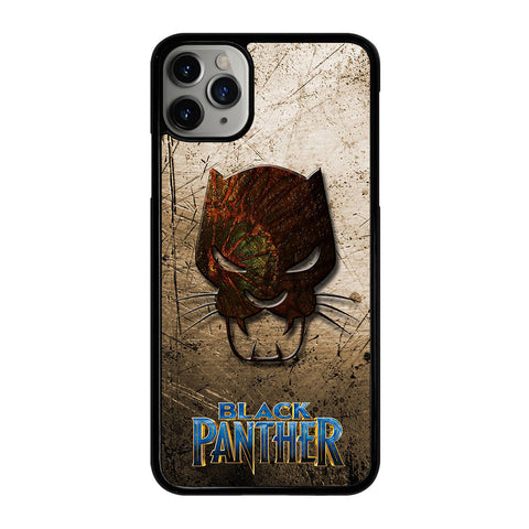 BLACK PANTHER LOGO iPhone 11 Pro Max Case Cover