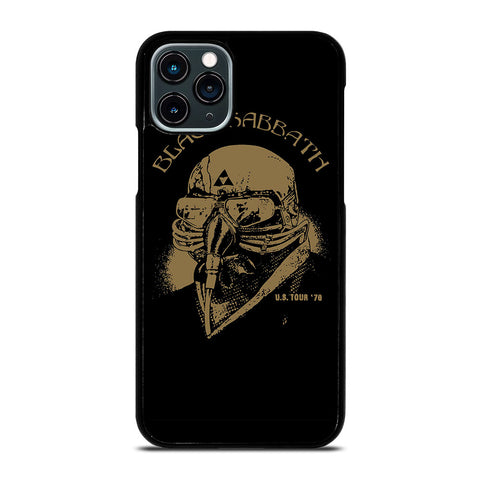 BLACK SABBATH iPhone 11 Pro Case Cover