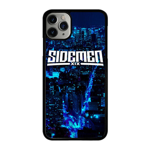 BLUE & WHITE SIDEMEN iPhone 11 Pro Max Case Cover