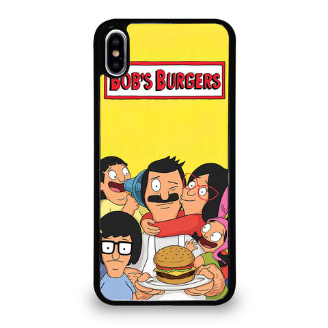 BOB'S BURGERS TINA iPhone XS Max Case Cover