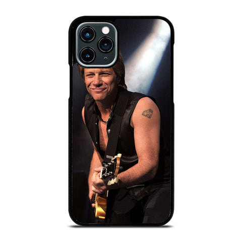 BON JOVI JON 3 iPhone 11 Pro Case Cover