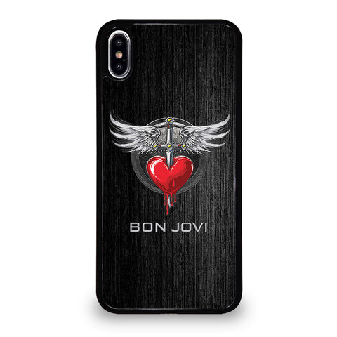 BON JOVI iPhone XS Max Case Cover