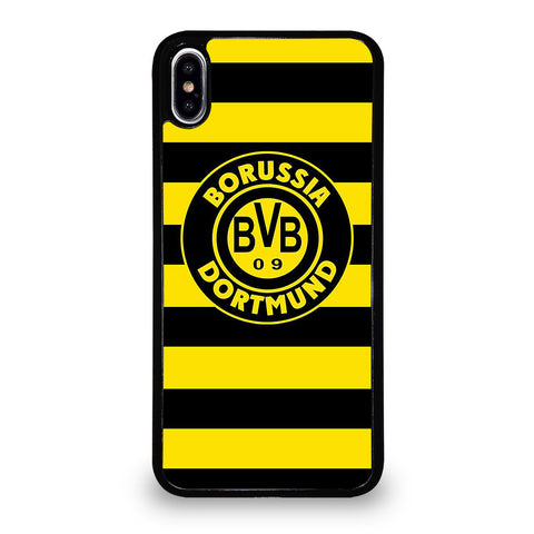 BORUSSIA DORTMUND BVB iPhone XS Max Case Cover