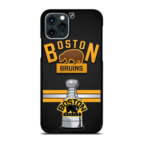 BOSTON BRUINS 1 iPhone 11 Pro Case Cover