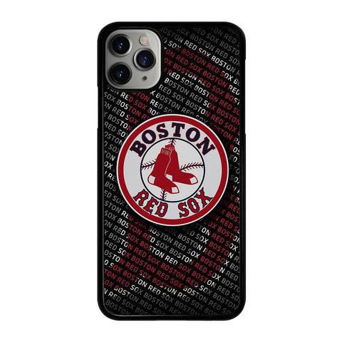 BOSTON RED SOX 4 iPhone 11 Pro Max Case Cover