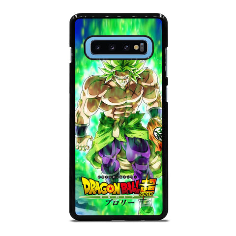 BROLY DRAGON BALL 1 Samsung Galaxy S10 Plus Case Cover