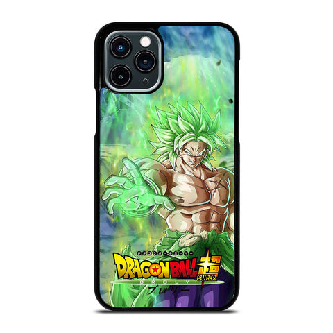 BROLY DRAGON BALL 4 iPhone 11 Pro Case Cover