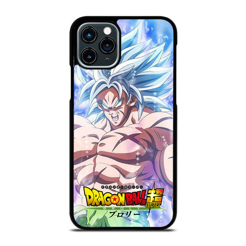 BROLY ULTRA INSTINCT iPhone 11 Pro Case Cover