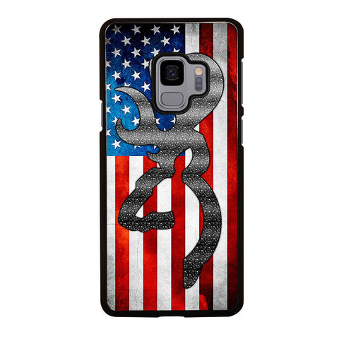 BROWNING DEER Samsung Galaxy S9 Case Cover