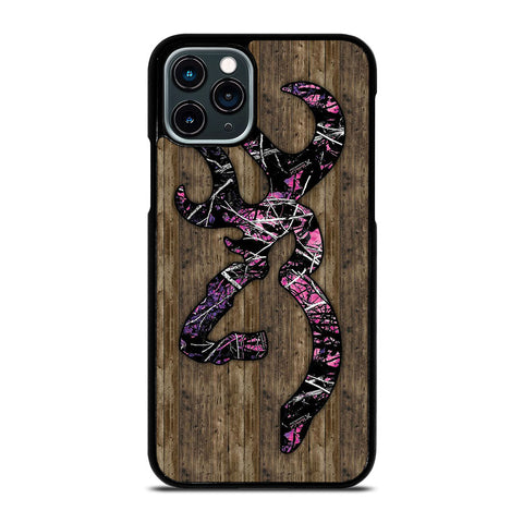 BROWNING DEER NEW iPhone 11 Pro Case Cover