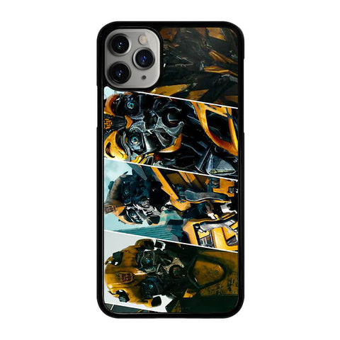 BUMBLEBEE TRANSFORM iPhone 11 Pro Max Case Cover