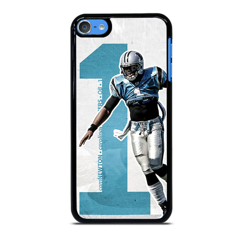 CAM NEWTON 1 iPod Touch 7 Case Cover