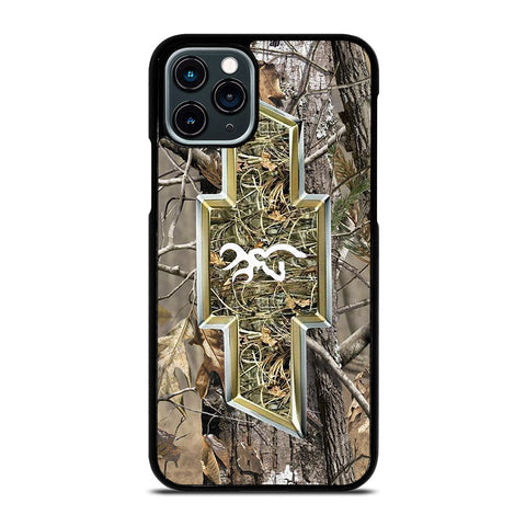 CAMO CHEVY BROWNING iPhone 11 Pro Case Cover