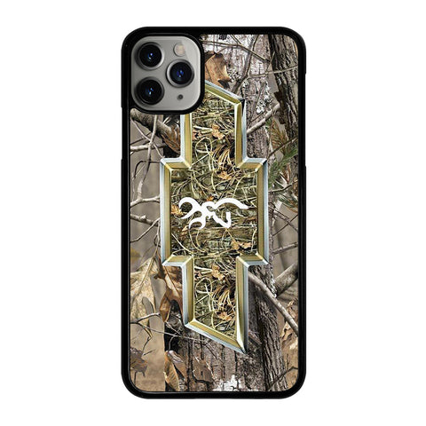 CAMO CHEVY BROWNING iPhone 11 Pro Max Case Cover