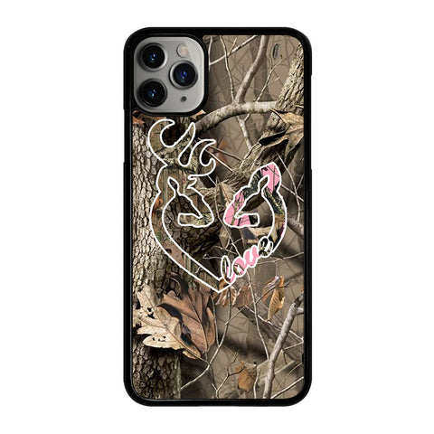 CAMO LOVE BROWNING iPhone 11 Pro Max Case Cover