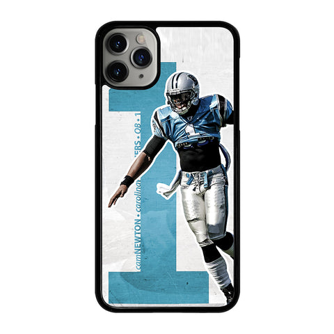 CAM NEWTON 1 iPhone 11 Pro Max Case Cover