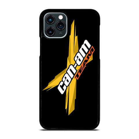 CAN AM X TEAM iPhone 11 Pro Case Cover