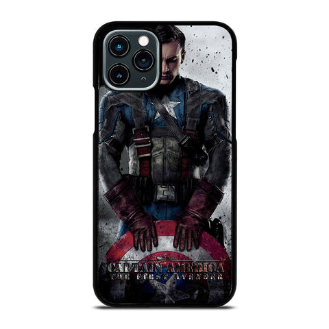 CAPTAIN AMERICA AVENGERS 2 iPhone 11 Pro Case Cover