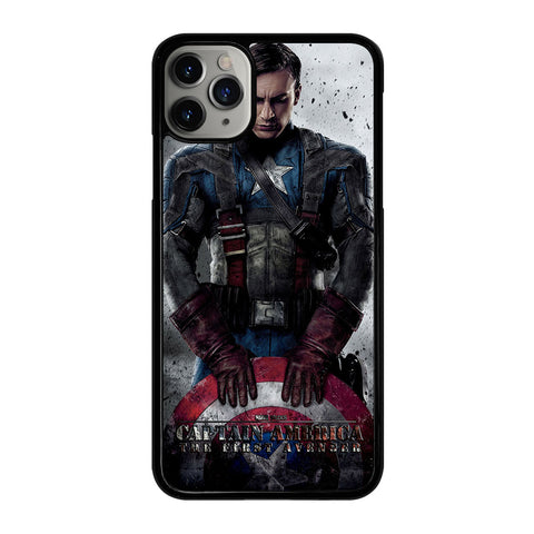 CAPTAIN AMERICA AVENGERS 2 iPhone 11 Pro Max Case Cover