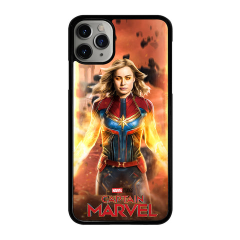 CAPTAIN MARVEL 1 iPhone 11 Pro Max Case Cover