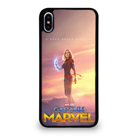CAPTAIN MARVEL 2 iPhone XS Max Case Cover