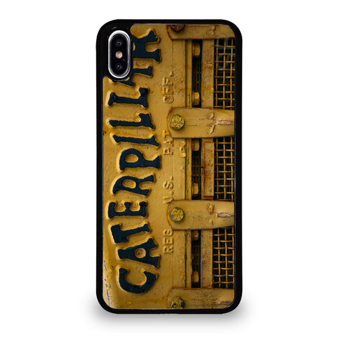 CATERPILLAR CAT OLD iPhone XS Max Case Cover