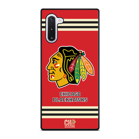 CHICAGO BLACKHAWKS 4 Samsung Galaxy Note 10 Case Cover