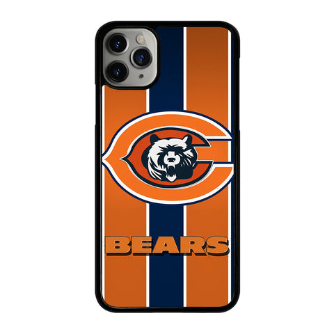 CHICAGO BEARS 1 iPhone 11 Pro Max Case Cover