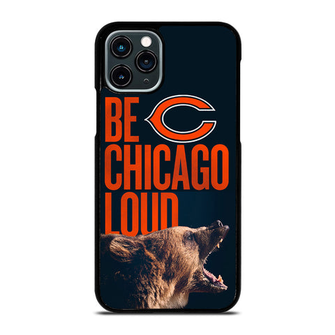 CHICAGO BEARS 3 iPhone 11 Pro Case Cover