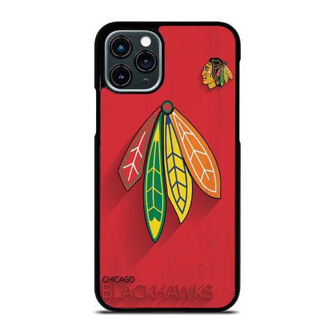 CHICAGO BLACKHAWKS 3 iPhone 11 Pro Case Cover