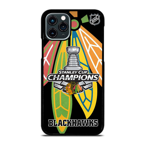 CHICAGO BLACKHAWKS CHAMP iPhone 11 Pro Case Cover