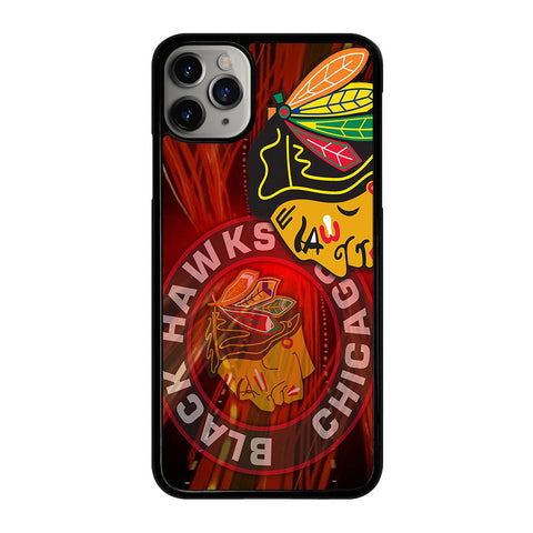 CHICAGO BLACKHAWKS iPhone 11 Pro Max Case Cover