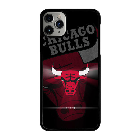 CHICAGO BULLS 1 iPhone 11 Pro Max Case Cover