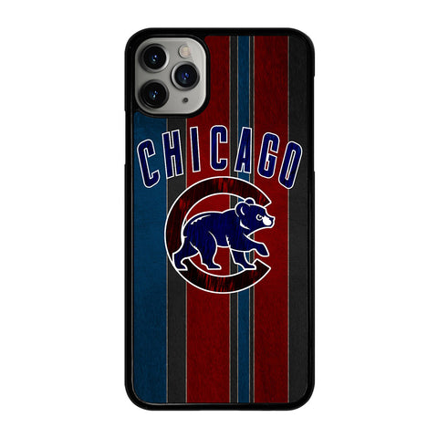 CHICAGO CUBS 2 iPhone 11 Pro Max Case Cover