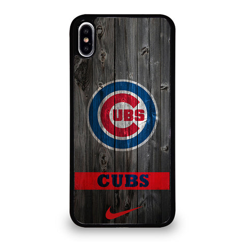 CHICAGO CUBS 3 iPhone XS Max Case Cover