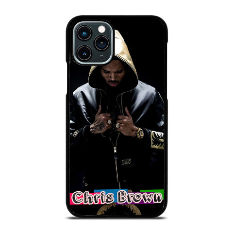 CHRIS BROWN TEAM BREEZY SINGER iPhone 11 Pro Case Cover