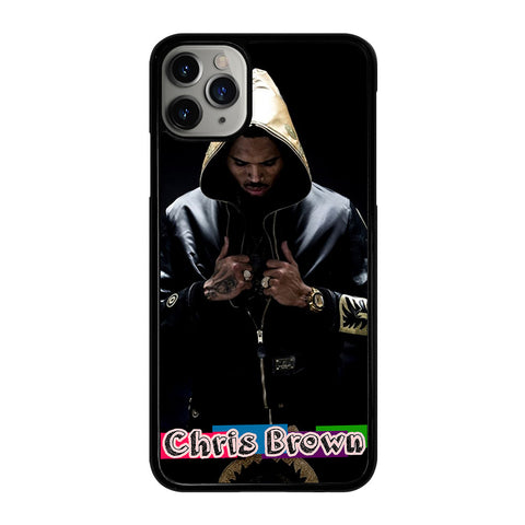 CHRIS BROWN TEAM BREEZY SINGER iPhone 11 Pro Max Case Cover